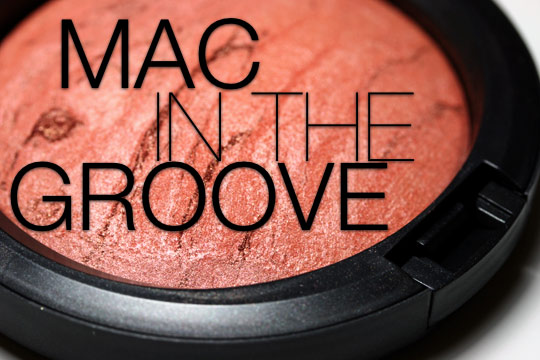 MAC IN THE GROOVE