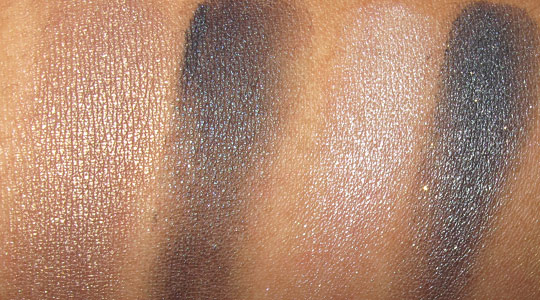 nars fall 2010 swatches review photos nc35 1