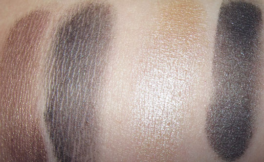 nars fall 2010 swatches review photos nw20 1