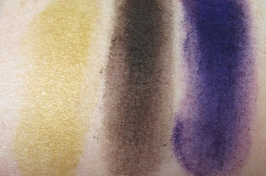 nars fall 2010 swatches review photos nw20 2