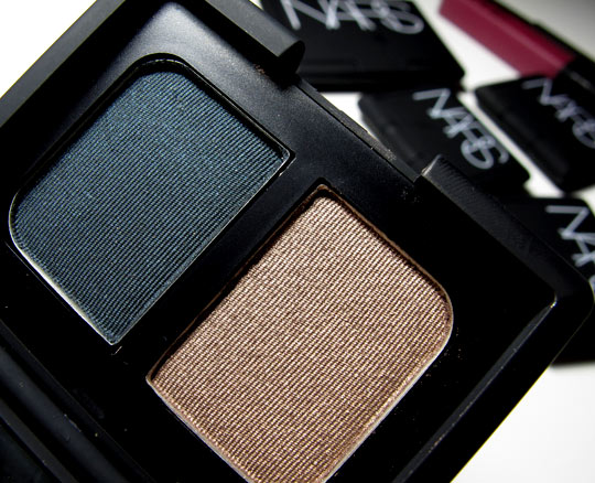 nars fall 2010 swatches review photos rajasthan