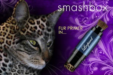 Tabs for Smashbox Fur Primer in Leopard