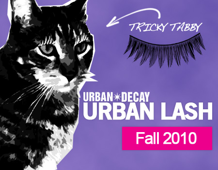 Tabs for Urban Decay Urban Lash