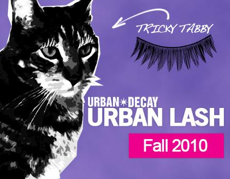 Tabs for Urban Decay Urban Lash