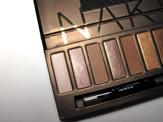 urban decay naked palette review swatches photos pictures