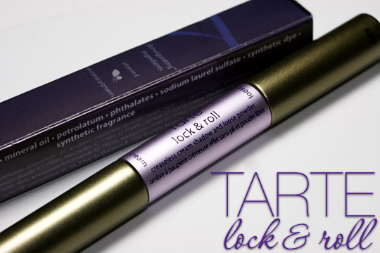 Tarte Lock & Roll Review