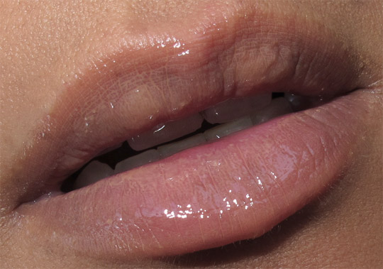 dolce gabbana sicilian lace caramel lipstick with gloss