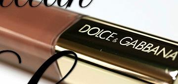 Dolce & Gabbana Sicilian Lace Ultra Shine Lipgloss in Caramel