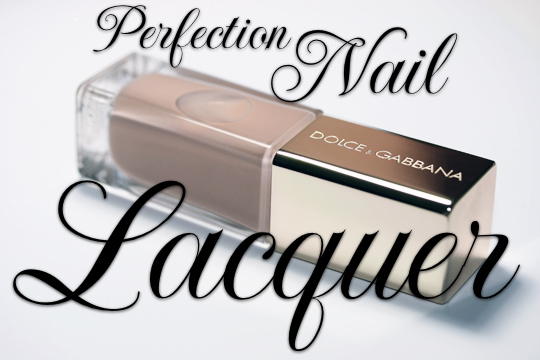 dolce gabbana sicilian lace perfection nail lacquer
