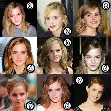 emma watson short hair pics. My short-lived experience with