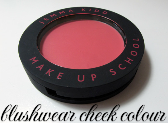 Jemma Kidd Make Up School Blushwear Creme Cheek Colour Review