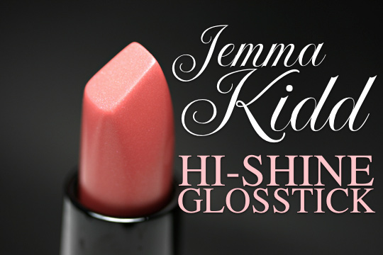 jemma kidd hi-shine glosstick review