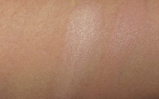 lorac evening out review swatches