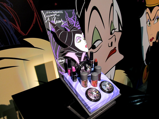 mac venomous villains maleficent at pr