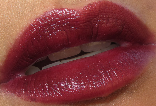 mac venomous villains review swatches photos maleficent dark deed lipstick