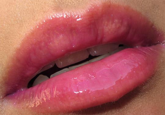 mac venomous villains review swatches photos maleficent revenge is sweet lipglass