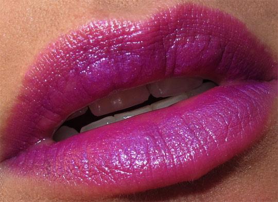 mac venomous villains review swatches photos maleficent violetta lipstick