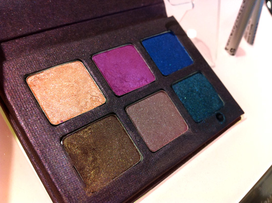 stila long wear backstage palette