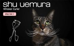 Tabs for the Shu Uemura Whisker Curler