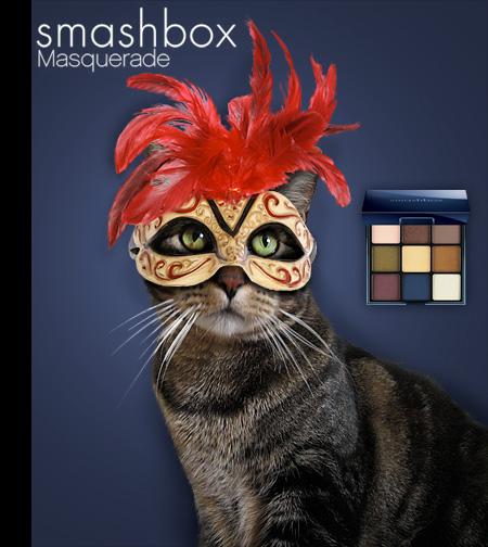 Tabs for Smashbox Masquerade