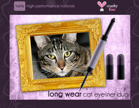 Tabs for Tarte Cat Eyeliner Duo