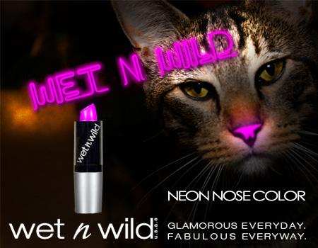 Tabs for Wet N Wild Neon