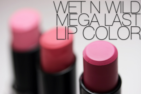 wet n wild mega last lip color review