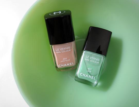 chanel jade chanel jade rose