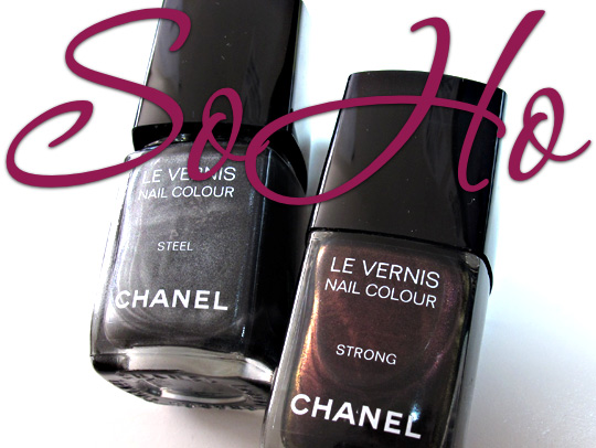 chanel soho nail polish swatches review