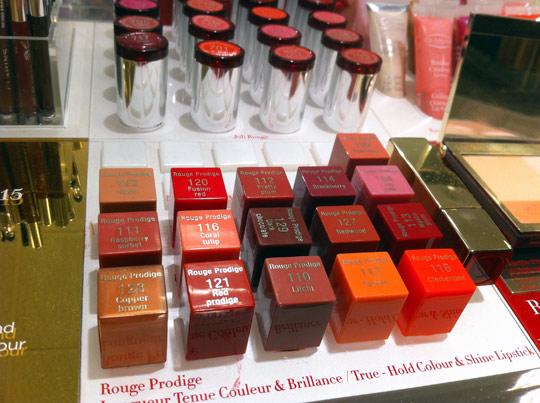 clarins rouge prodige lipstick 2