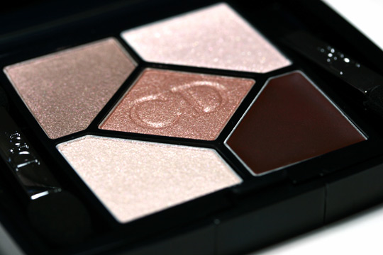 dior nude pink design swatches review 2