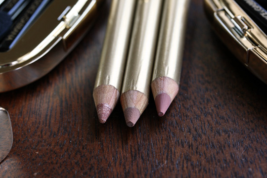 dolce gabbana ethereal beauty collection holiday 2010 photos pencils