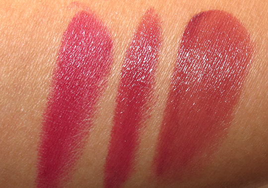 hourglass femme rouge swatches