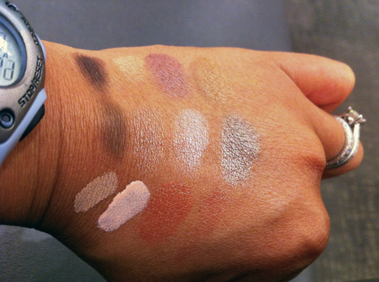trish mcevoy the power of beauty fall 2010 collection swatches