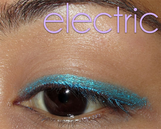 urban decay 24 7 jackpot swatches review electric