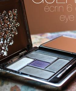 Guerlain 6 Couleurs Eye Shadow Palettes