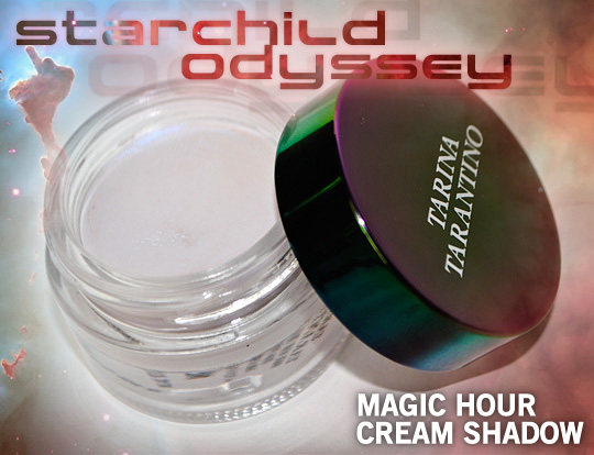 Starchild Odyssey Magic Hour Cream Shadow in Nebula