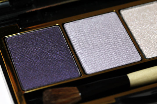 bobbi brown holiday 2010 crystal eye palette shadows left