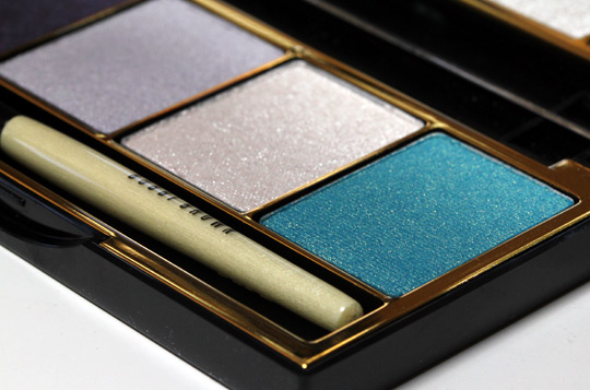 bobbi brown holiday 2010 crystal eye palette shadows right
