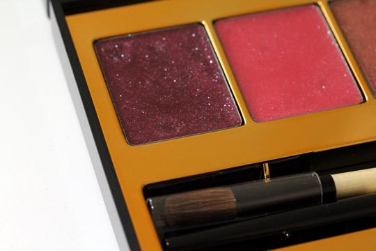 bobbi brown holiday 2010 modern classic lip eye palette glosses two right