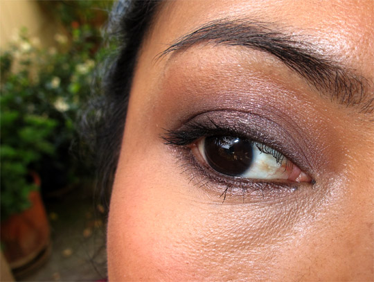 chanel les tentations de chanel holiday 2010 collection face of the day eye closeup 2