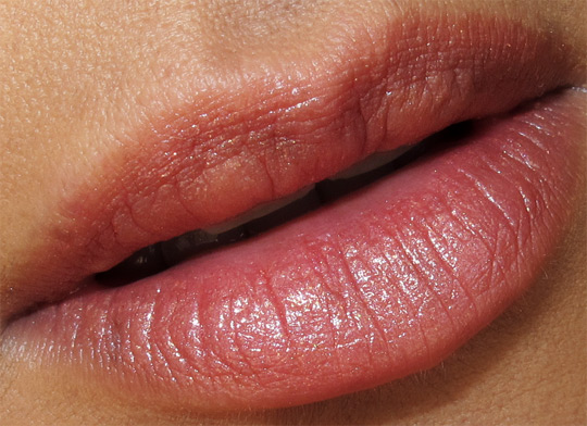 chanel les tentations de chanel holiday 2010 makeup swatches review photos collection rouge coco patchouli lip closeup