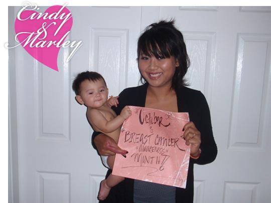 Cindy & Marley