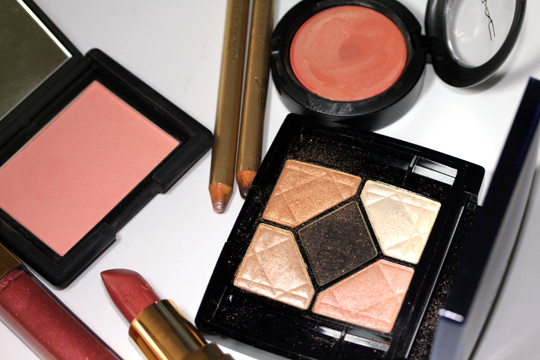 dior holiday 2010 endless shine 529 swatches photos pictures face of the day products