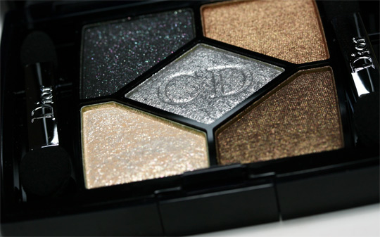 dior holiday 2010 makeup swatches review 001