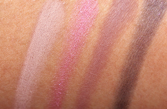 dolce gabbana evocative collection fall 2010 swatches review photos divine-swatch
