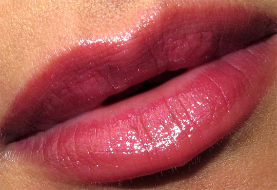dolce gabbana evocative collection fall 2010 swatches review photos vibrant-gloss-lip-swatch