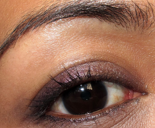 fred farrugia makeup review eye closeup