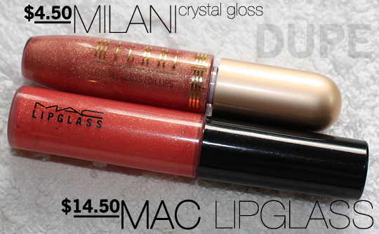 Milani Crystal Gloss in Summer Baby