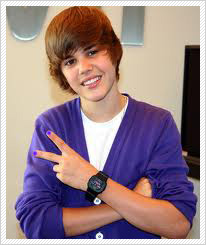 Justin Bieber nails